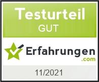 Flugbuchung.com Siegel