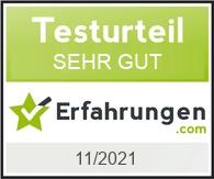 check-und-flieg.de Siegel