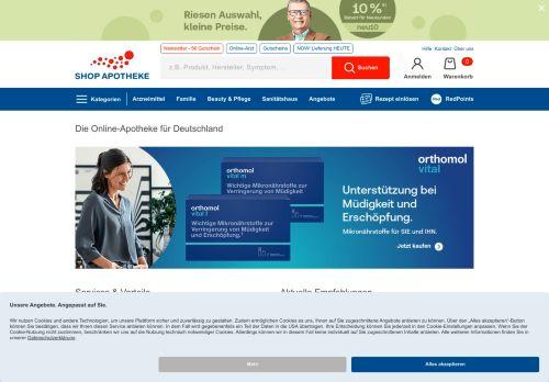 Bisoprolol Website Screenshot