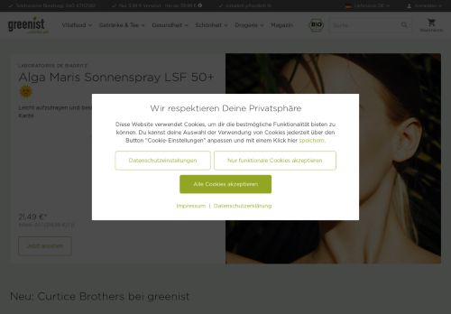 7mobile Website Screenshot