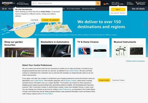 allkauf haus Website Screenshot