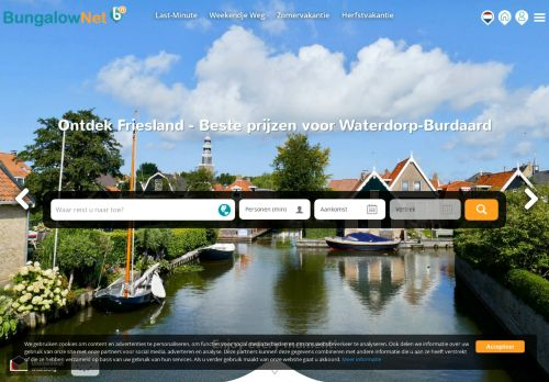 Bungalow.Net Website Screenshot