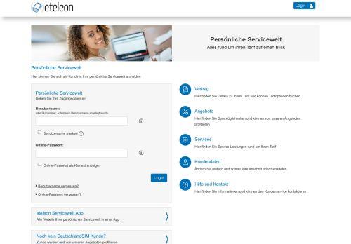 discoSURF Website Screenshot