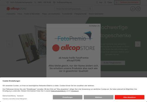 fotopost24 Website Screenshot