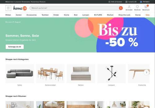 Finebuy.de Website Screenshot