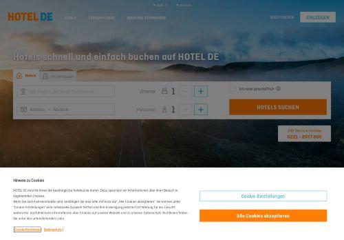 topdeals.de Website Screenshot