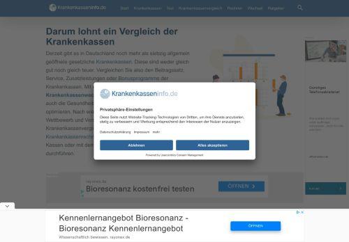IKK Website Screenshot