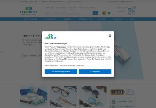 Netzoptiker.de Website Screenshot