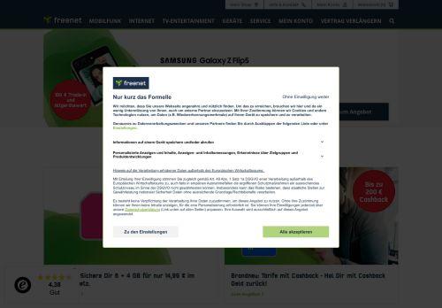 Zattoo Website Screenshot