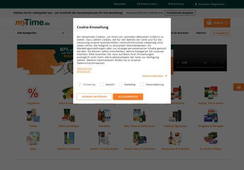 d-living Website Screenshot