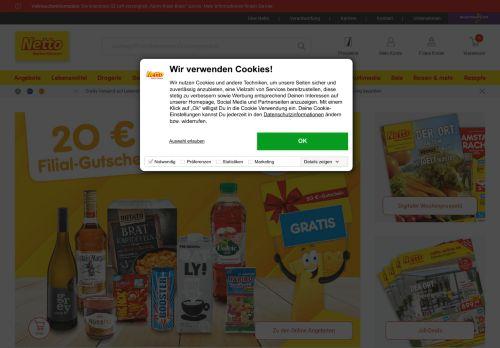 Plus.de Website Screenshot