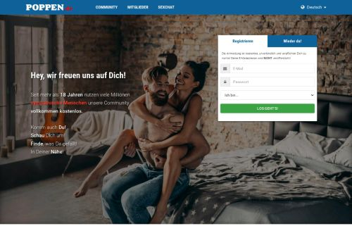 AnneWeb Website Screenshot