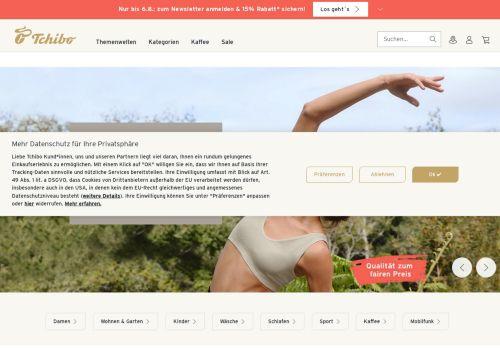 netzclub Website Screenshot