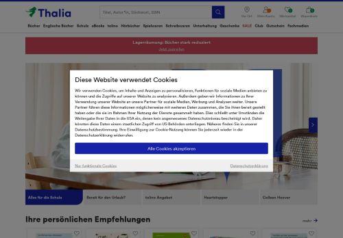 The Secret Website Screenshot