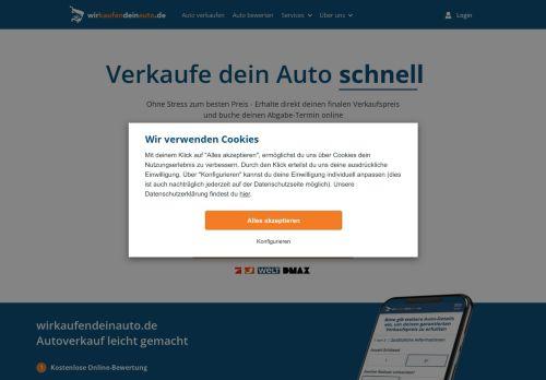 AutoScout24 Website Screenshot