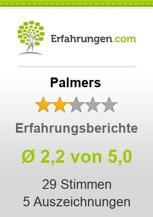 Palmers Erfahrungen