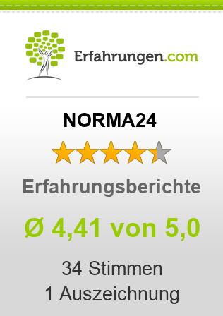 NORMA24 Erfahrungen