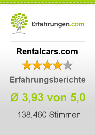 Rentalcars.com Erfahrungen
