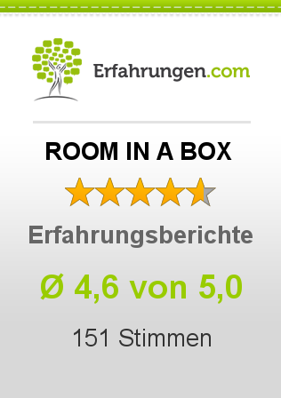 ROOM IN A BOX Bewertungen