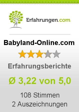 Babyland-Online.com Erfahrungen
