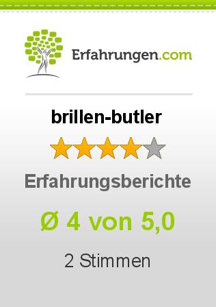 brillen-butler Erfahrungen