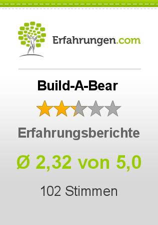 Build-A-Bear Erfahrungen