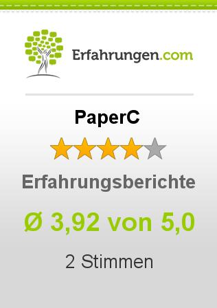 PaperC Erfahrungen