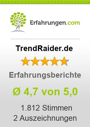 TrendRaider.de Erfahrungen
