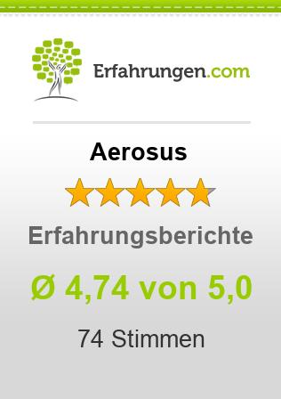 Aerosus Erfahrungen