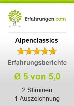 Alpenclassics Erfahrungen