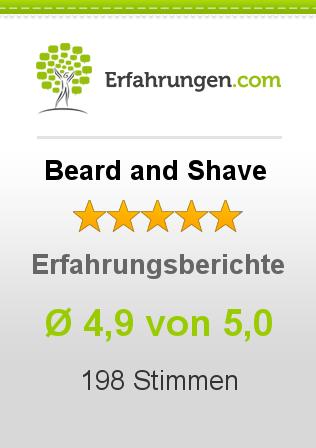 Beard and Shave Erfahrungen