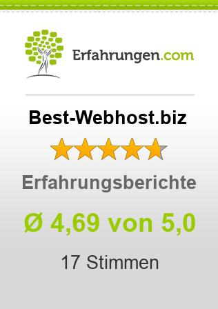 Best-Webhost.biz Erfahrungen