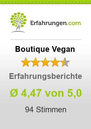 Boutique Vegan Erfahrungen
