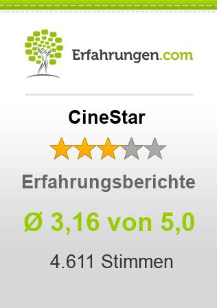 CineStar Erfahrungen