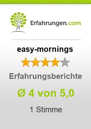 easy-mornings Erfahrungen