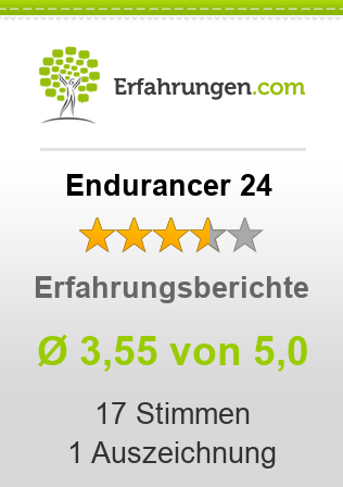 Endurancer 24 Bewertungen