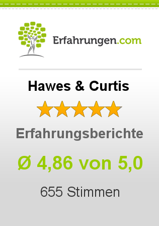 Hawes & Curtis Erfahrungen