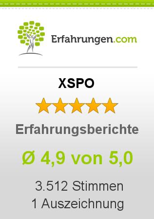 XSPO Erfahrungen