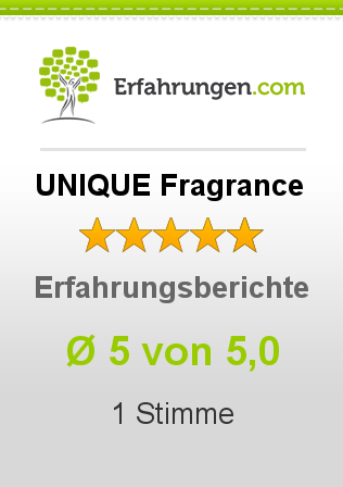 UNIQUE Fragrance Erfahrungen