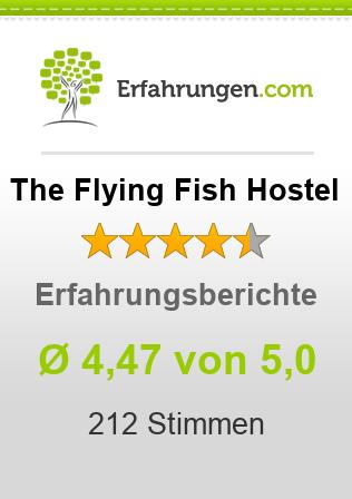 The Flying Fish Hostel Erfahrungen