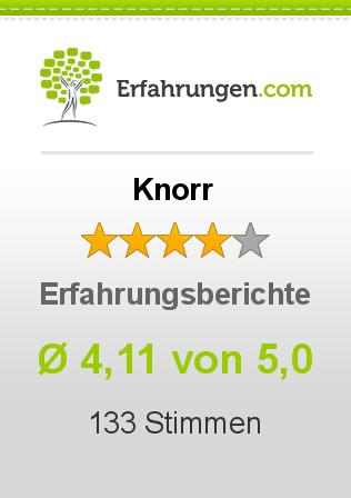 Knorr Erfahrungen