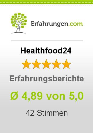 Healthfood24 Erfahrungen