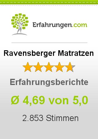 Ravensberger Matratzen Erfahrungen