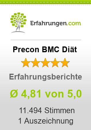 Precon BMC Diät Erfahrungen