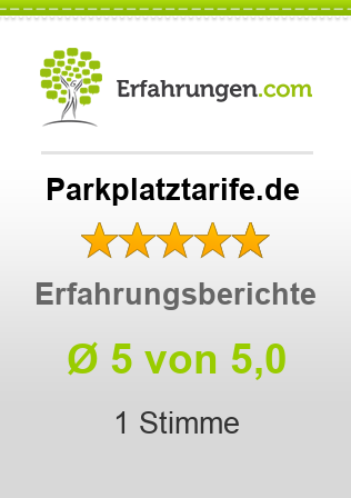 Parkplatztarife.de Erfahrungen