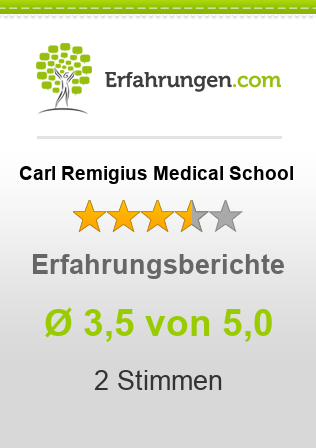 Carl Remigius Medical School Erfahrungen