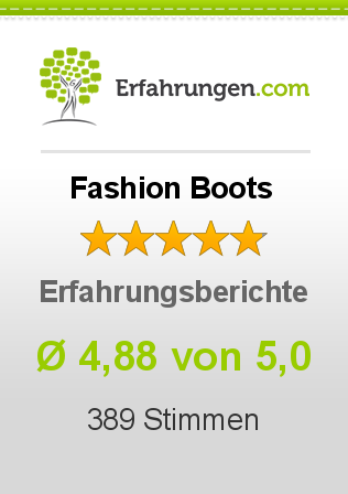 Fashion Boots Bewertungen
