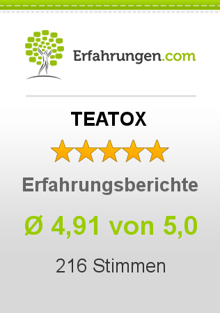 TEATOX Erfahrungen