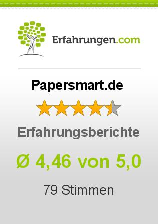 Papersmart.de Erfahrungen
