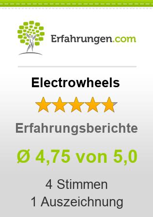 Electrowheels Erfahrungen